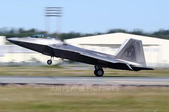 07-4150 - USA - Air Force Lockheed Martin F-22A Raptor
