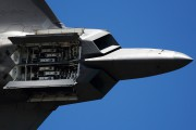 06-4121 - USA - Air Force Lockheed Martin F-22A Raptor aircraft