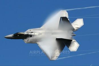 06-4121 - USA - Air Force Lockheed Martin F-22A Raptor