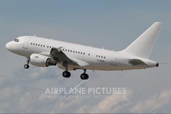 M-HHHH - Private Airbus A318 CJ