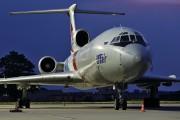 RA-85057 - UTair Tupolev Tu-154M aircraft