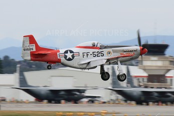 N151AF - Private North American P-51D Mustang