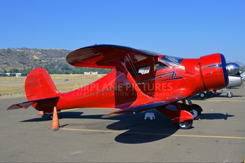 NC4417S - Private Beechcraft 17 Staggerwing