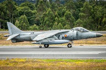 VA.1B-36 - Spain - Navy McDonnell Douglas EAV-8B Harrier II