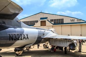 N322AX - Private Hawker Hunter F.58