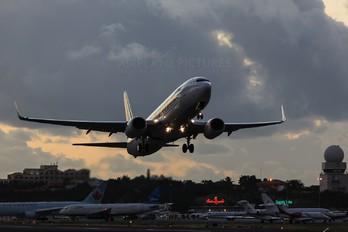 9Y-SXM - Caribbean Airlines  Boeing 737-800