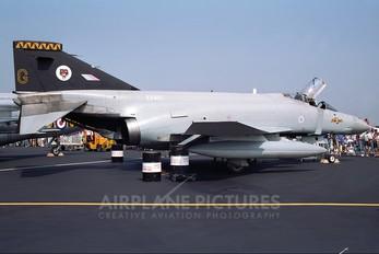 XV487 - Royal Air Force McDonnell Douglas F-4M Phantom FGR.2