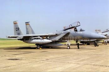 77-0111 - USA - Air Force McDonnell Douglas F-15A Eagle