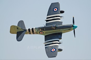 N518WB - Private Fairey Firefly (all models)