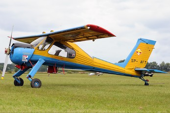 SP-AFT - Aeroklub Wroclawski PZL 104 Wilga