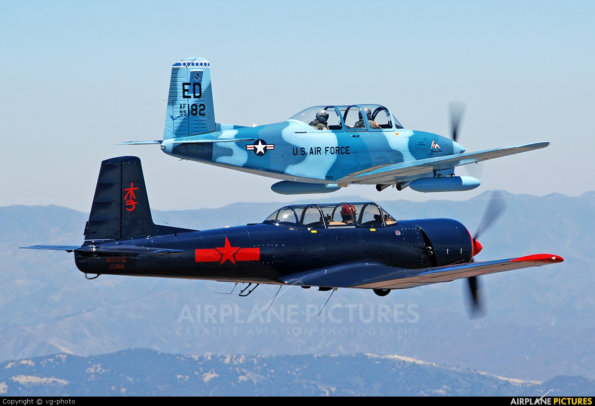 Private N250RL aircraft at In Flight - California