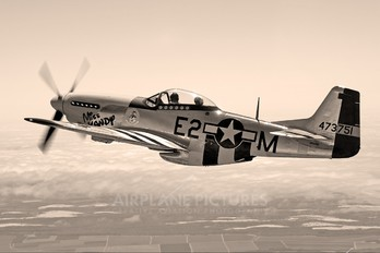N5444V - Private North American P-51D Mustang