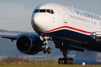 N256AY - US Airways Boeing 767-200ER