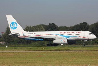 RA-64038 - Vladivostok Avia Tupolev Tu-204C