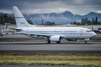 N668CP - Private Boeing 737-700 BBJ