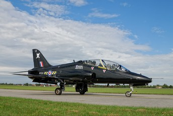 XX321 - Royal Air Force British Aerospace Hawk T.1/ 1A