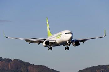 PR-GTJ - WebJet Linhas Aéreas Boeing 737-800