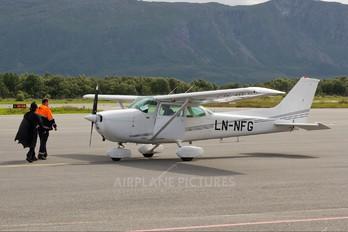 LN-NFG - Private Cessna 172 Skyhawk (all models except RG)