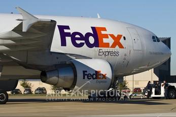 N806FD - FedEx Federal Express Airbus A310F