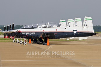 04-3723 - USA - Air Force Hawker Beechcraft T-6A Texan II