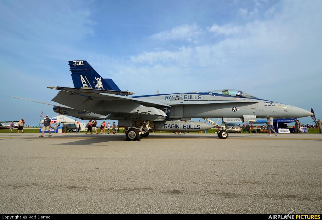 USA - Navy 165203 aircraft at Cleveland - Burke Lakefront