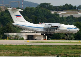 RA-76773 - Russia - Air Force Ilyushin Il-76 (all models)