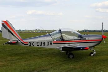 OK-EUR 09 - Private Evektor-Aerotechnik EV-97 Eurostar