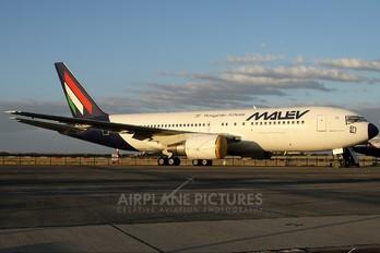 HA-LHB - Malev Boeing 767-200ER