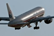 B-2076 - China Cargo Boeing 777F aircraft