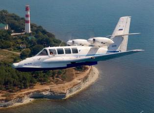 03103 - Beriev Sea Airlines Beriev Be-103
