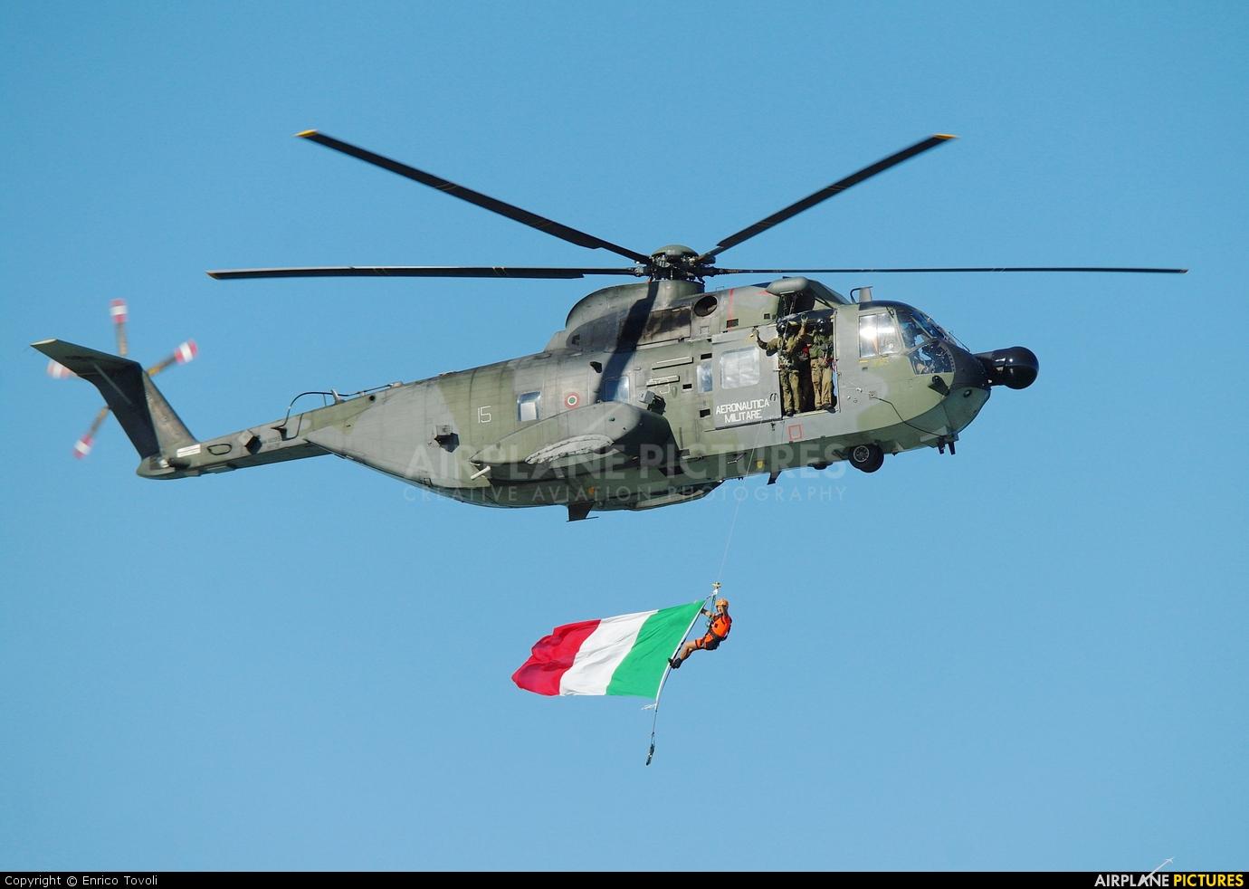 Italy - Air Force MM81349 aircraft at Off Airport - Italy
