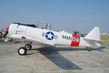 I-UOGI - Private North American Harvard/Texan (AT-6, 16, SNJ series)