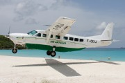 F-OIXJ - Air Antilles Express Cessna 208 Caravan aircraft