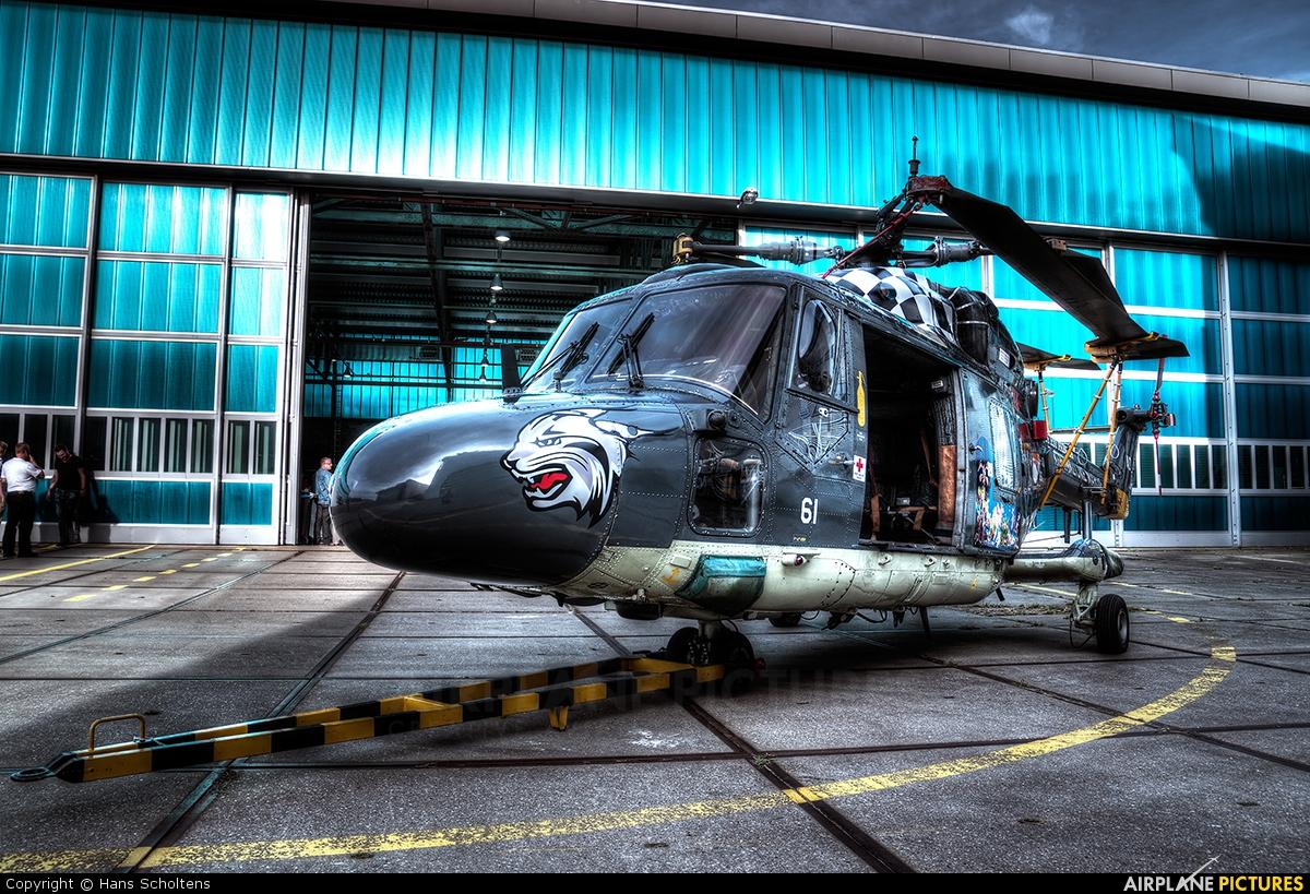Netherlands - Navy 261 aircraft at Den Helder