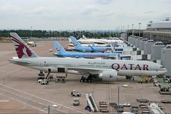 A7-BBI - Qatar Airways Boeing 777-200LR