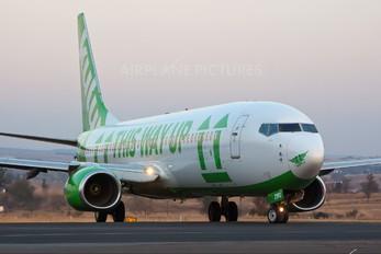 ZS-ZWO - Kulula.com Boeing 737-800