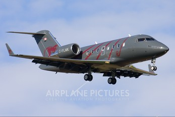 C-FLMK - Private Canadair CL-600 Challenger 600 series