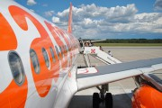 G-EZNC - easyJet Airbus A319 aircraft
