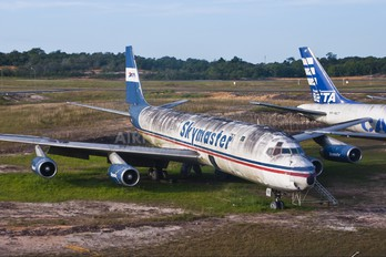 PR-SKI - Skymaster Airlines Douglas DC-8-62CF