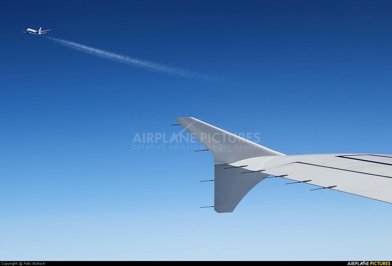 Lufthansa D-AIBA aircraft at In Flight - Czech Republic