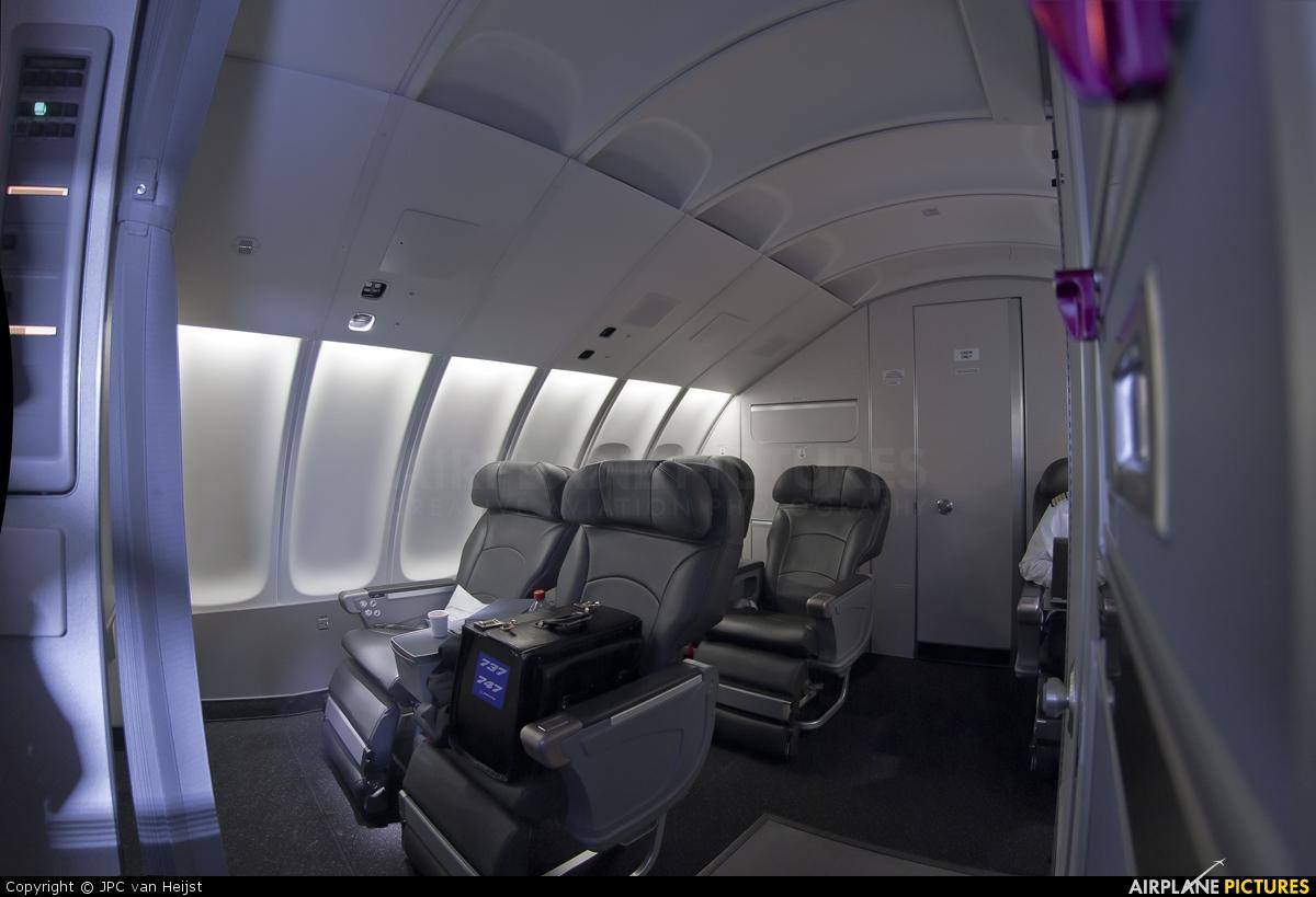 Lx Vcd Cargolux Boeing 747 8f At In Flight