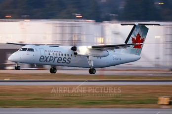 C-GVTA - Air Canada Express de Havilland Canada DHC-8-300Q Dash 8