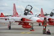 71-3058 - Turkey - Air Force : Turkish Stars Canadair NF-5A aircraft