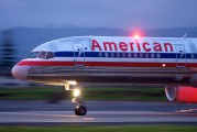 N681AA - American Airlines Boeing 757-200 aircraft
