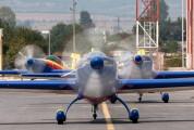 YR-EWE - Romanian Airclub Extra 300L, LC, LP series aircraft
