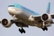 HL8252 - Korean Air Cargo Boeing 777F aircraft