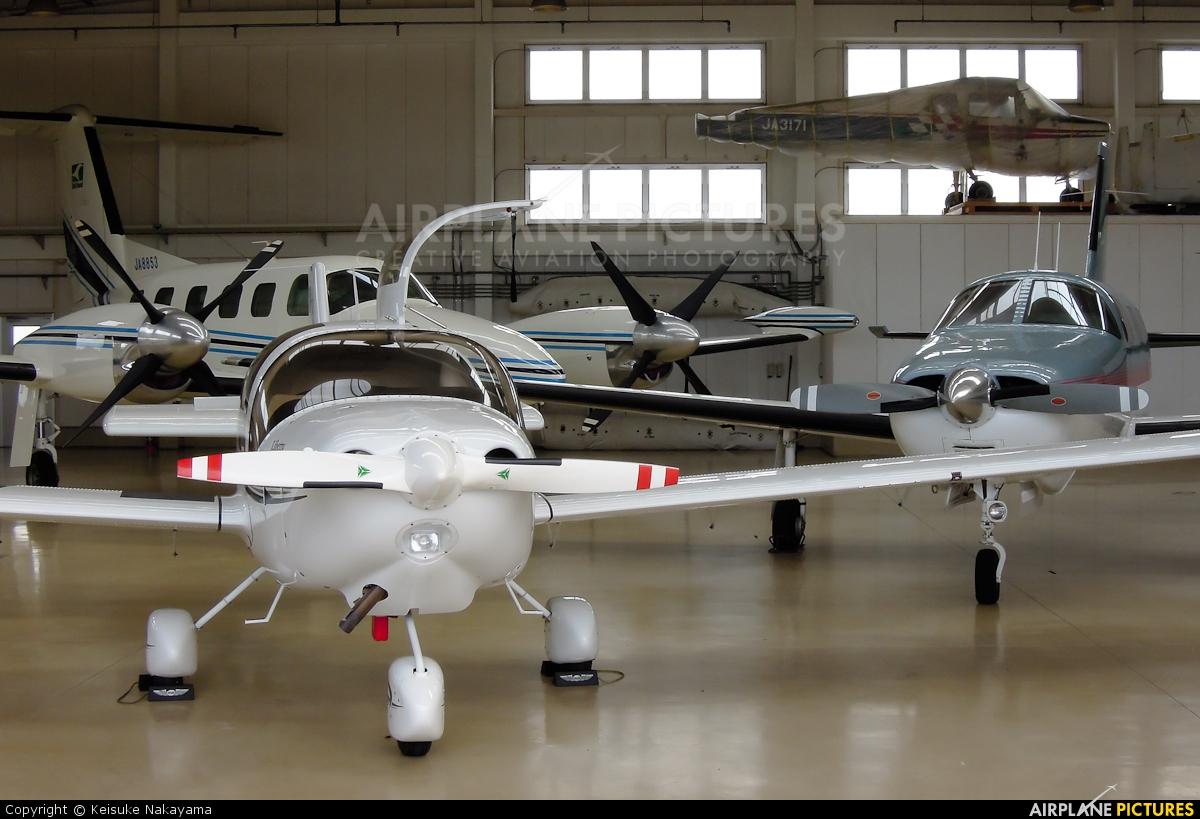 Private JA72XL aircraft at Chofu