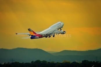 HL 7620 - Asiana Cargo Boeing 747-400