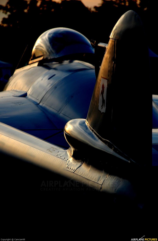 Italy - Air Force MM6033 aircraft at Rivolto