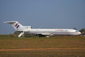 5N-AMM - Albarka Air Boeing 727-200 (Adv)